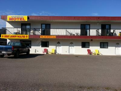Mountain view motel smithers canada for Motel one wellness