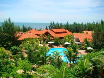 Sài Gòn Suối Nhum Resort