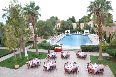 Hotel Karam Palace Marokko Ouarzazate