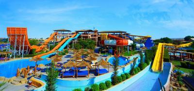 Hurghada Egypt Water Park Hotel