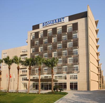 Khách Sạn Somerset WestLake