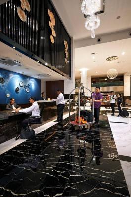 The Pure Hotel Sungai Petani Malaysia Booking Com