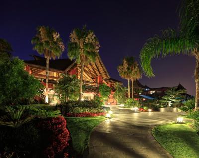Hotel barcel asia gardens thai spa finestrat spain - Hotel benidorm asia garden ...