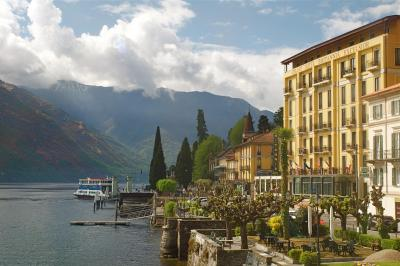 Hotel Britannia Excelsior Griante Cadenabbia Italien