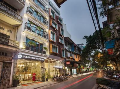 Hanoi Golden Holiday Hotel