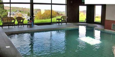 H tel la gazelle besse et saint anastaise france for Super besse piscine