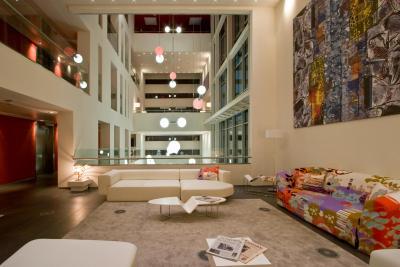 Hotel Axor Feria Madrid Spain Booking Com