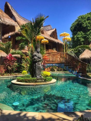 Bali Bohemia Huts