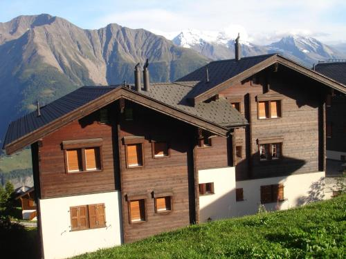 Vieux Valais Apartment D Tanniger