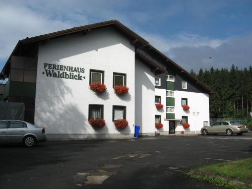 Apartmenthaus Waldblick