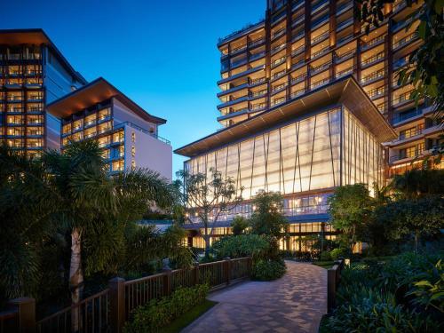 Grand Hyatt Sanya Haitang Bay Resort and Spa