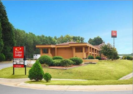 Econo Lodge Forest Park Atlanta Airport