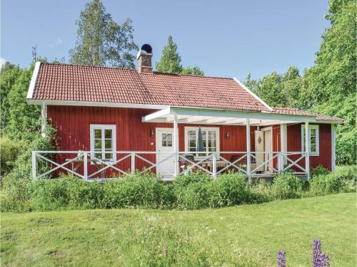 Two-Bedroom Holiday Home in Varnamo