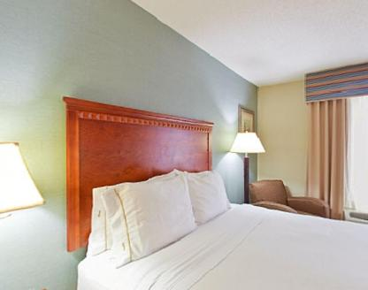 Holiday Inn Express Hotel And Suites Covington Review