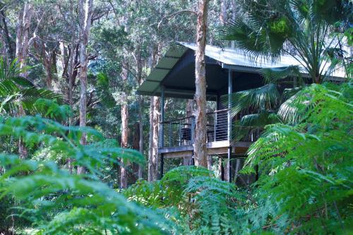 Treehouse Retreat at Diamond Waters