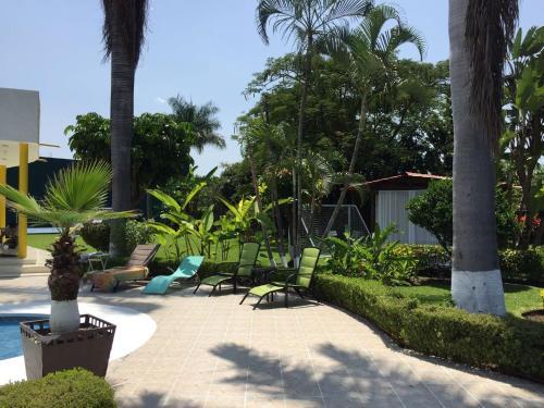 Residencia Jacarandas