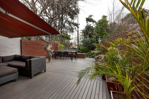 Comfortable 4 Bdr Terrace in Historic Annandale