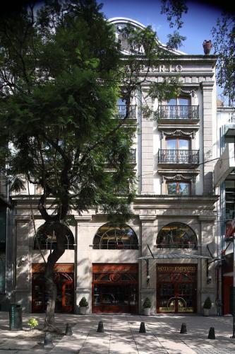 d8fd1b7f6 Hotel Emporio Reforma (México Cidade do México) - Booking.com