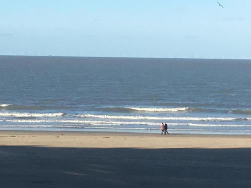 Playa en o cerca del departamento
