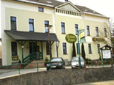 Hotel und Landgasthof Grüner Baum