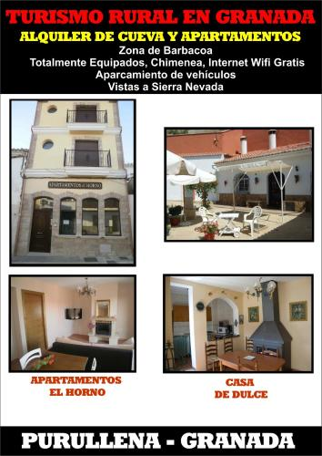 Apartamentos Horno y Casa De Dulce (España Purullena ...