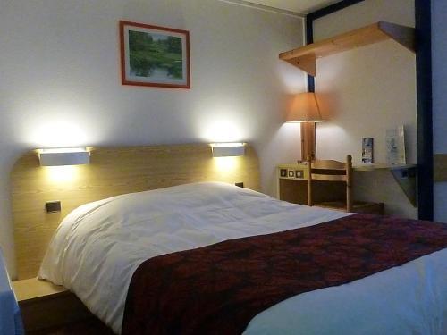 Brithotel Poitiers Restaurant Beaulieu