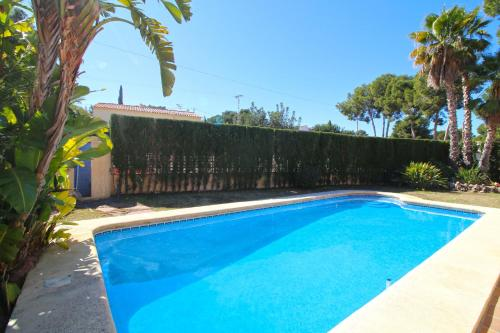 Hồ bơi trong/gần Holiday Villa la Sal Moraira