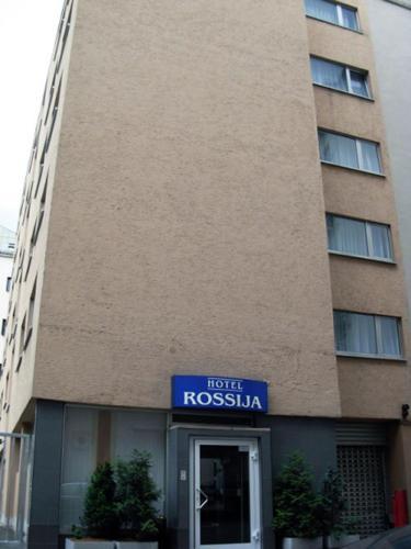 Hotel Rossija Frankfurt