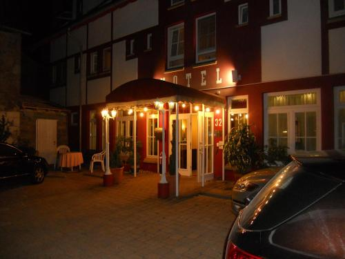 Cross-Country-Hotel Hirsch