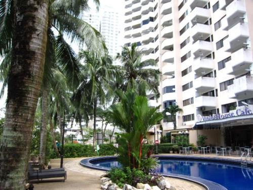 Batu Ferringhi Seaview Beach Resort @ Sri Sayang Apartment
