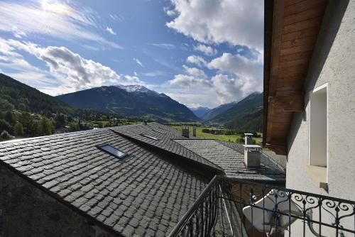 منظر الجبل العام أو منظر الجبل من الشقة
