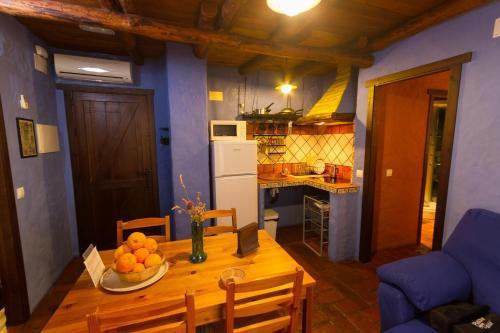 Khu vực ăn uống trong căn hộ