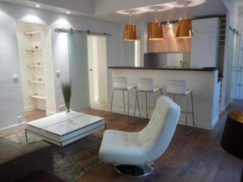 Appartement Jussieu 1