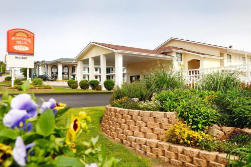 低語山汽車旅館