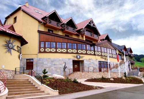 扎羅特科別墅及溫泉度假村