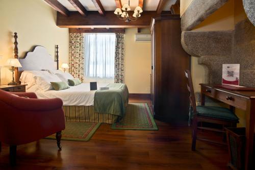 Pousadas de Compostela Hotel Airas Nunes