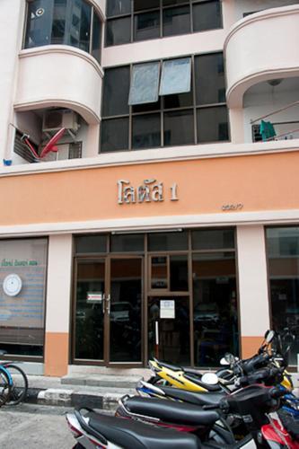 Lotus Condo Downtown Bangkok