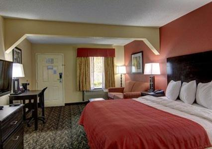 Quality Inn And Suites Griffin Review