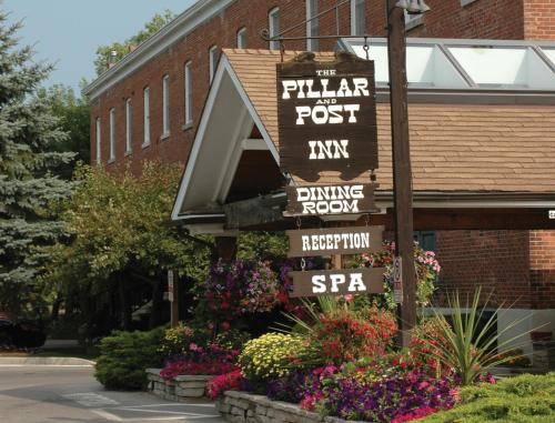 Pillar and Post Inn & Spa