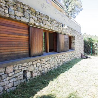 Casa de vacaciones La Casa de Pedra (España Rocafort ...