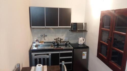 Una cocina o kitchenette en Casa Valeriana