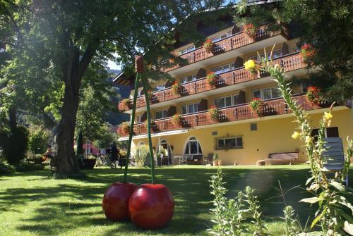 Alpenhotel + Restaurant Sardona