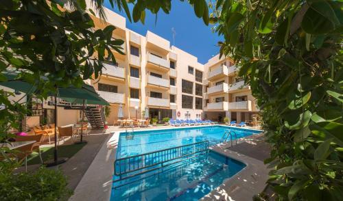 Apartamentos Jovial