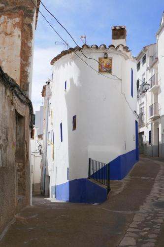 Casa de campo La casa redona (España Lucena del Cid ...