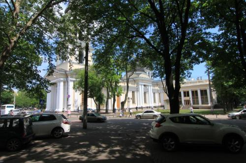 Sobornaya Square Apartments