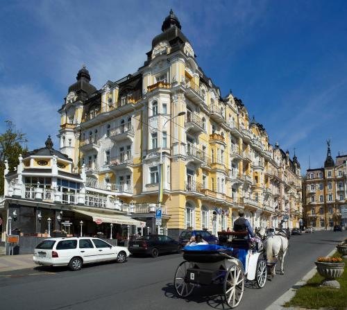 Marienbad Hotels Pensionen