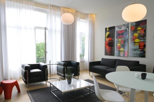 Leopold5 Luxe-Design Apartment
