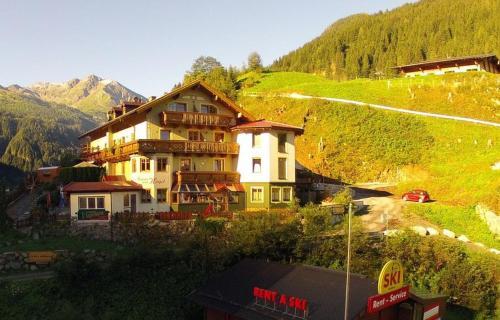 Landhaus am Hügel