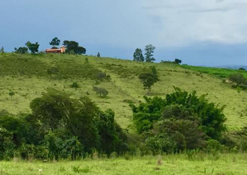 נוף טבעי ליד בית הנופש