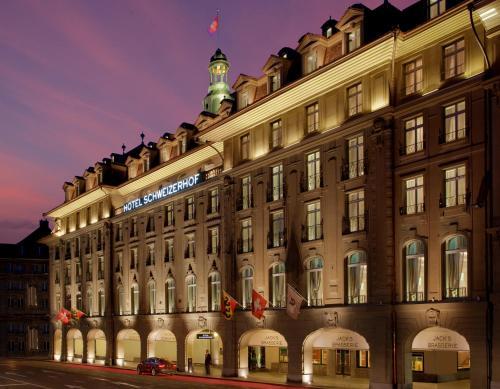 فندق شفايزرهوف بيرن أند ذا سبا